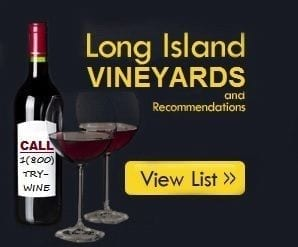 Long Island Wineries List
