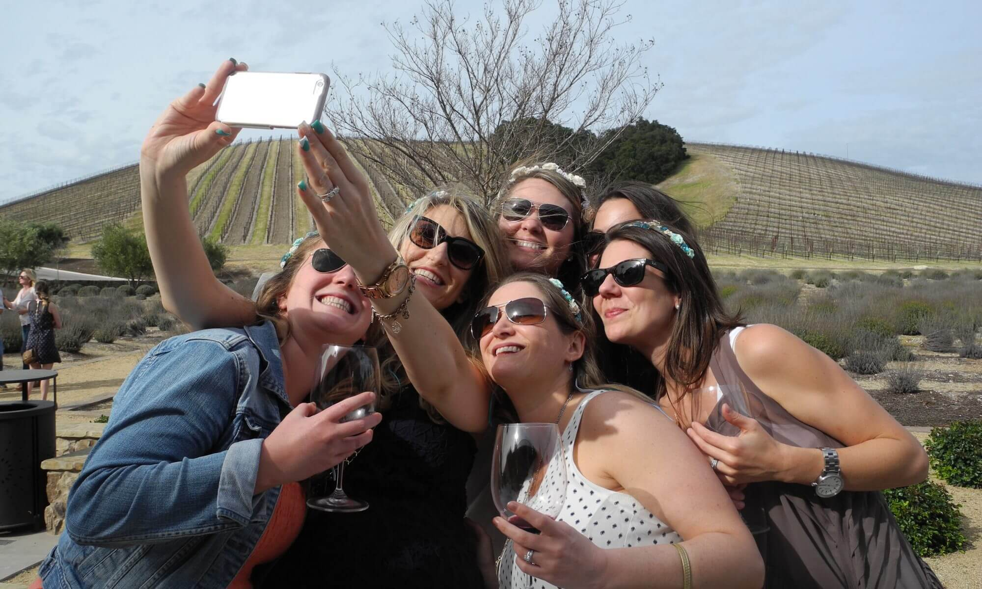 Group Vineyard Tours Long Island