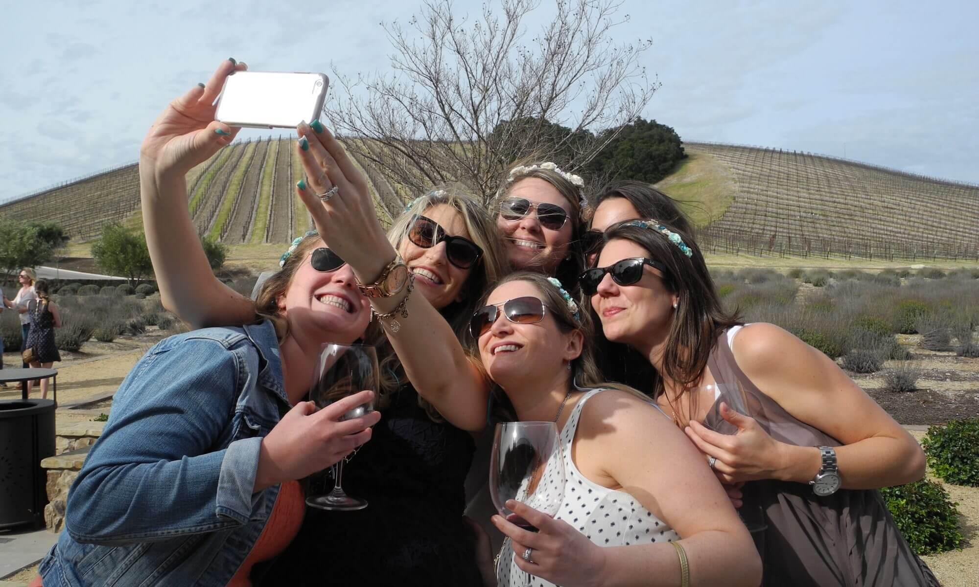 Group Vineyard Tours Long Island