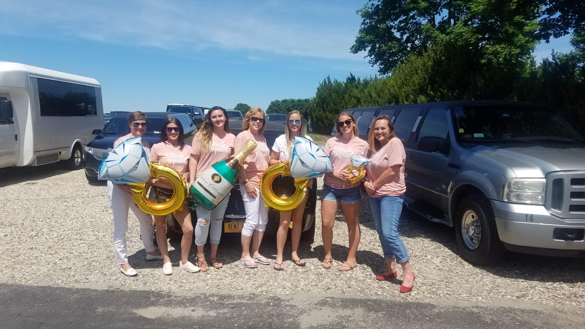 Bachelorette Party at the Long Island Wineries