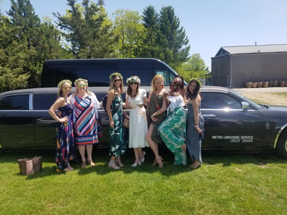 Bachelorette Party Wine Tour in Long Island NY