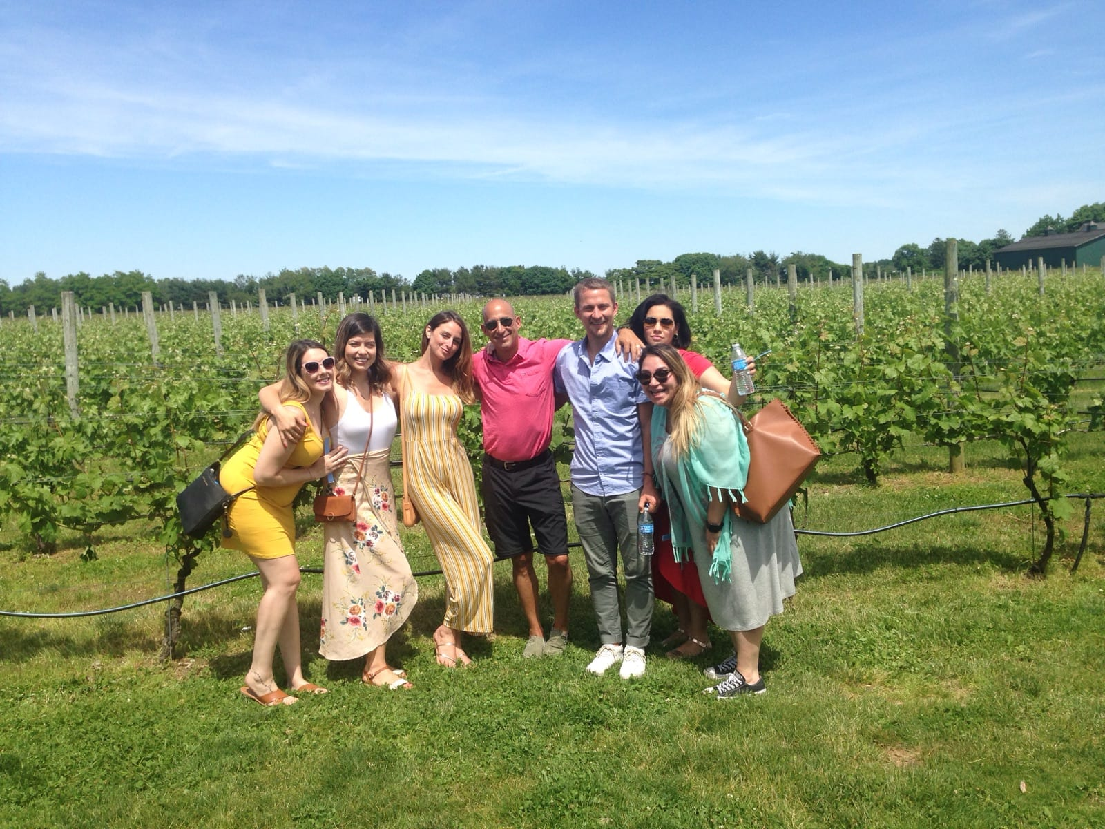 Birthday Wine Tour in Long Island NY