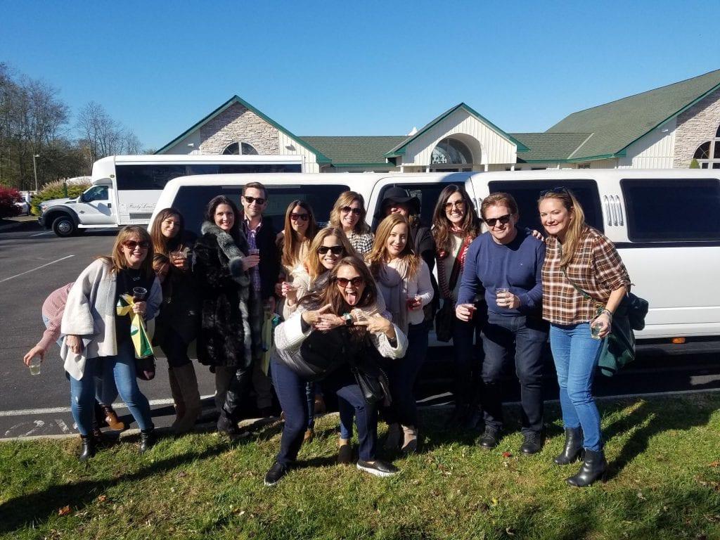 Group Wine Tours Long Island NY