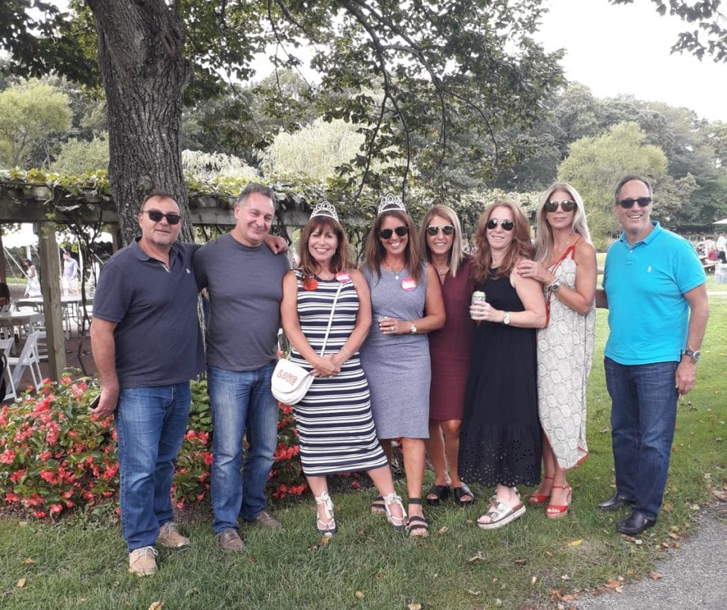 Long Island Vineyard Tour Birthday