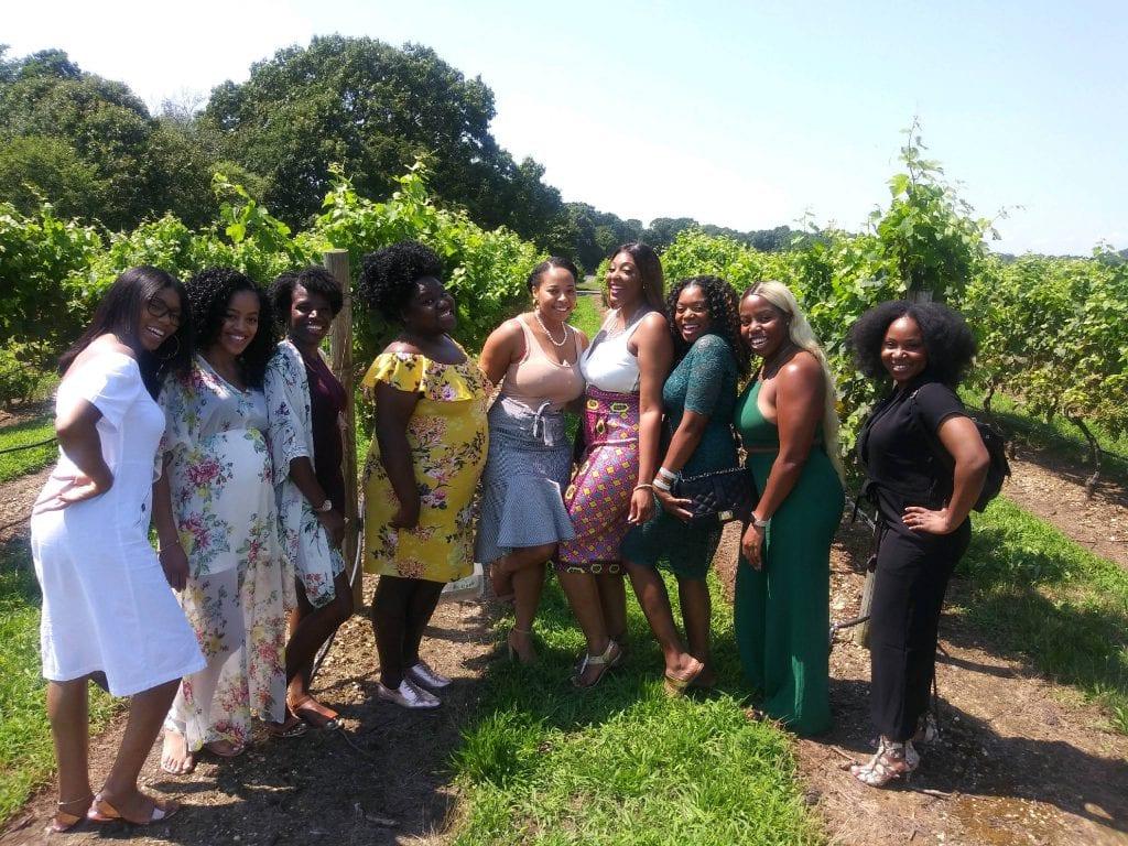 Enjoying a Long Island Wine Tour with LI Vineyard Tours®