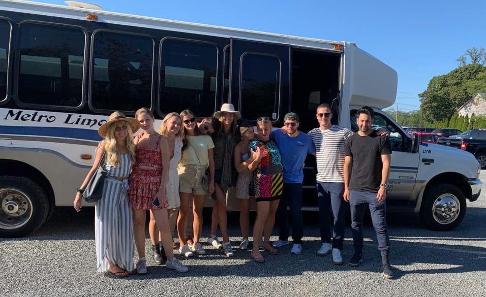 Party Bus Transportation to the Long Island Wineries