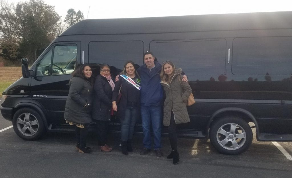 Sprinter Van Wine Tours in Long Island NY