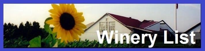 Vineyard Lists - Long Island Vineyard Tours