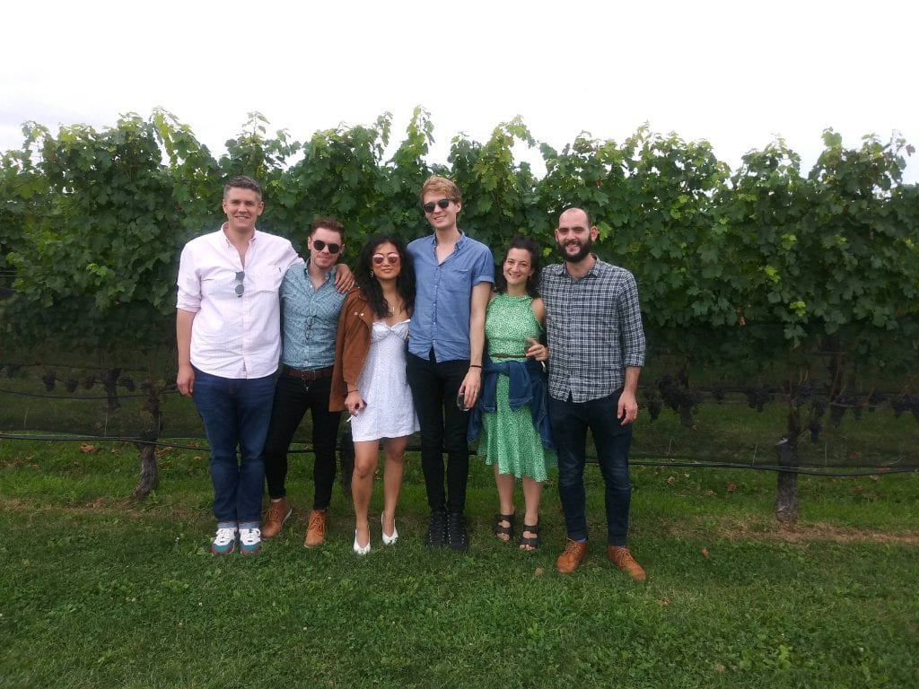Vineyard Tasting Tours in Long Island NY
