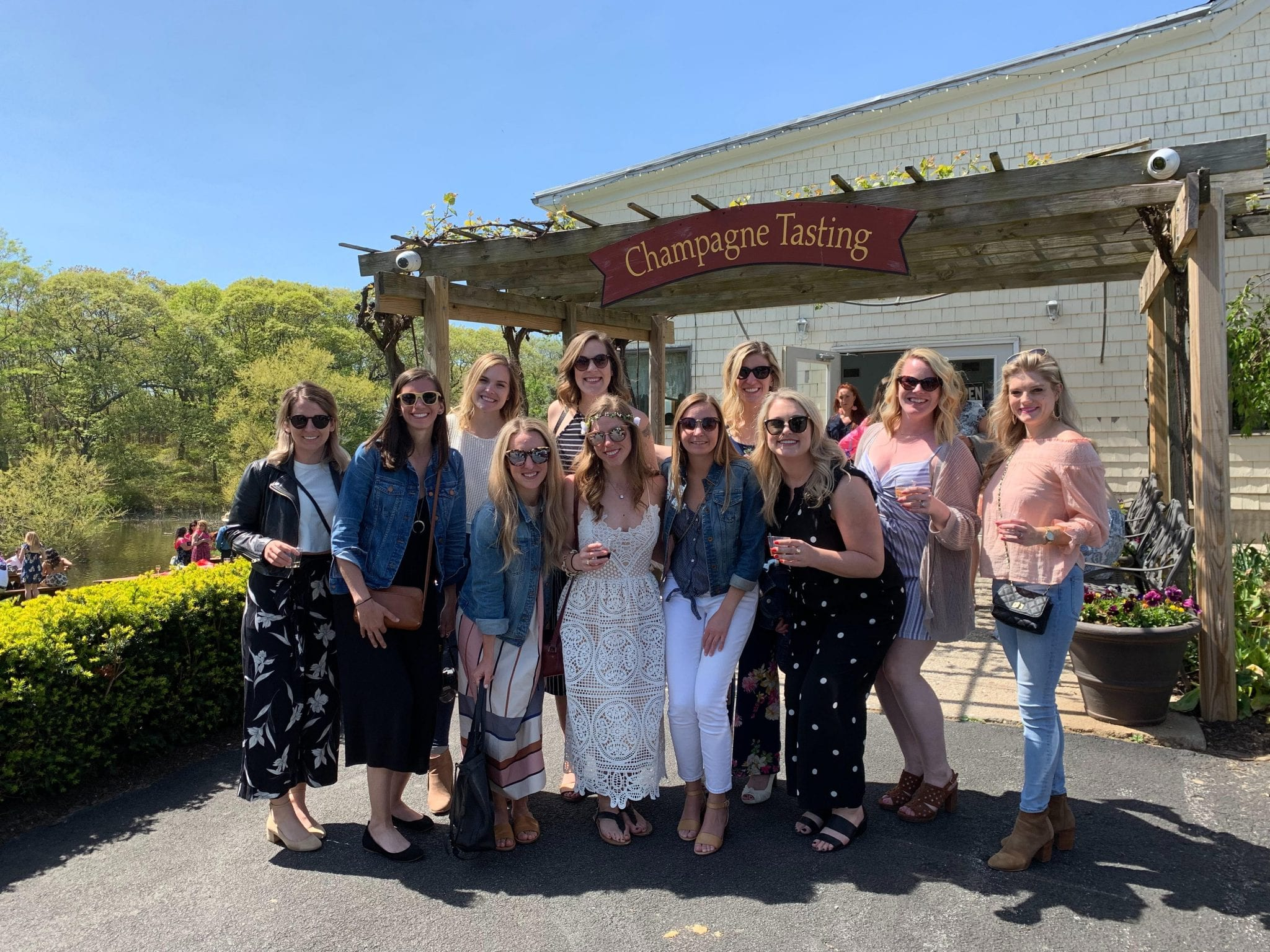 Wine Tours on Long Island with Friends & LI Vineyard Tours