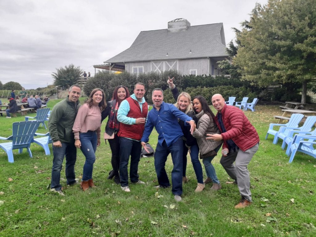 Winery Tour Trip in Long Island NY